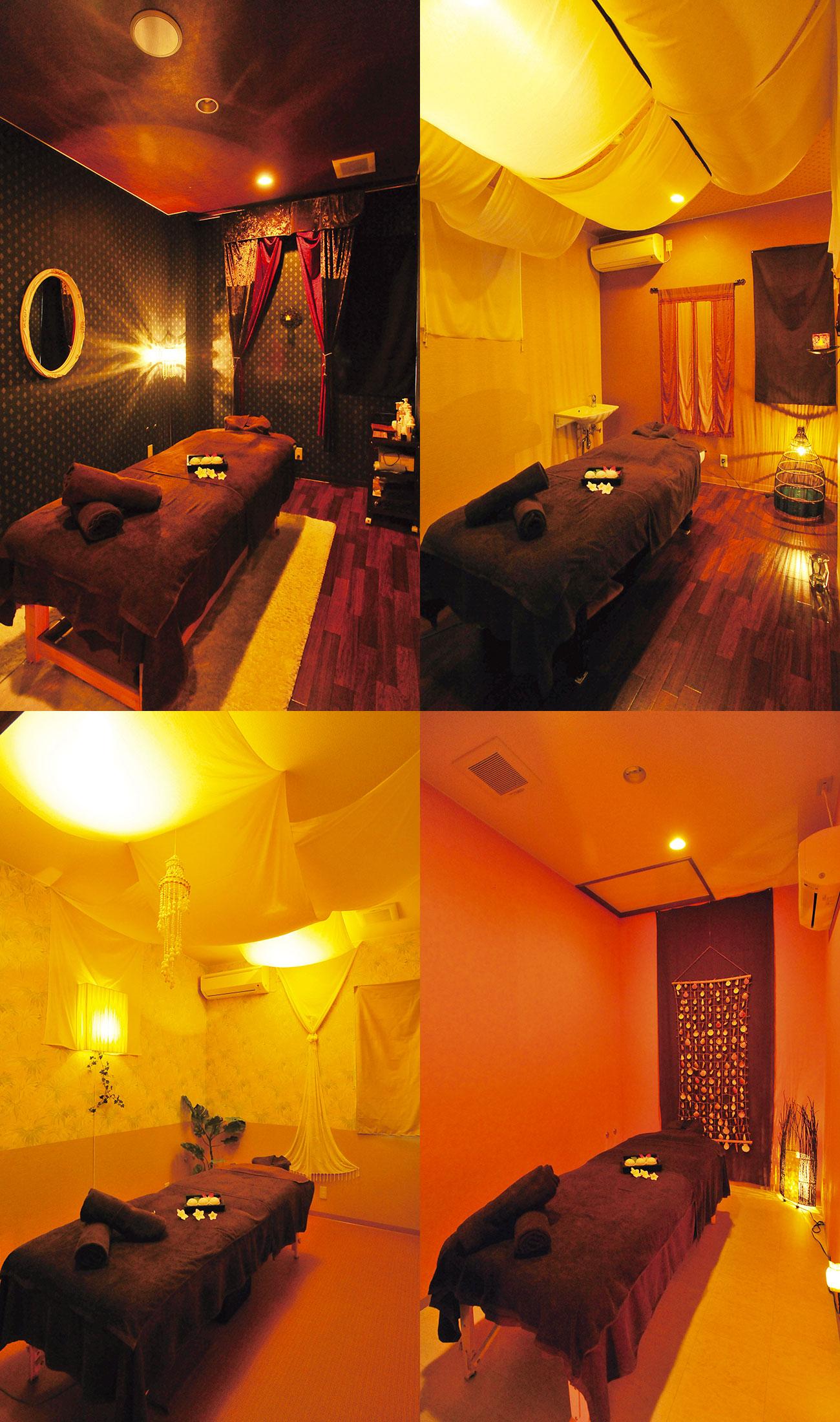 Kaya 個室